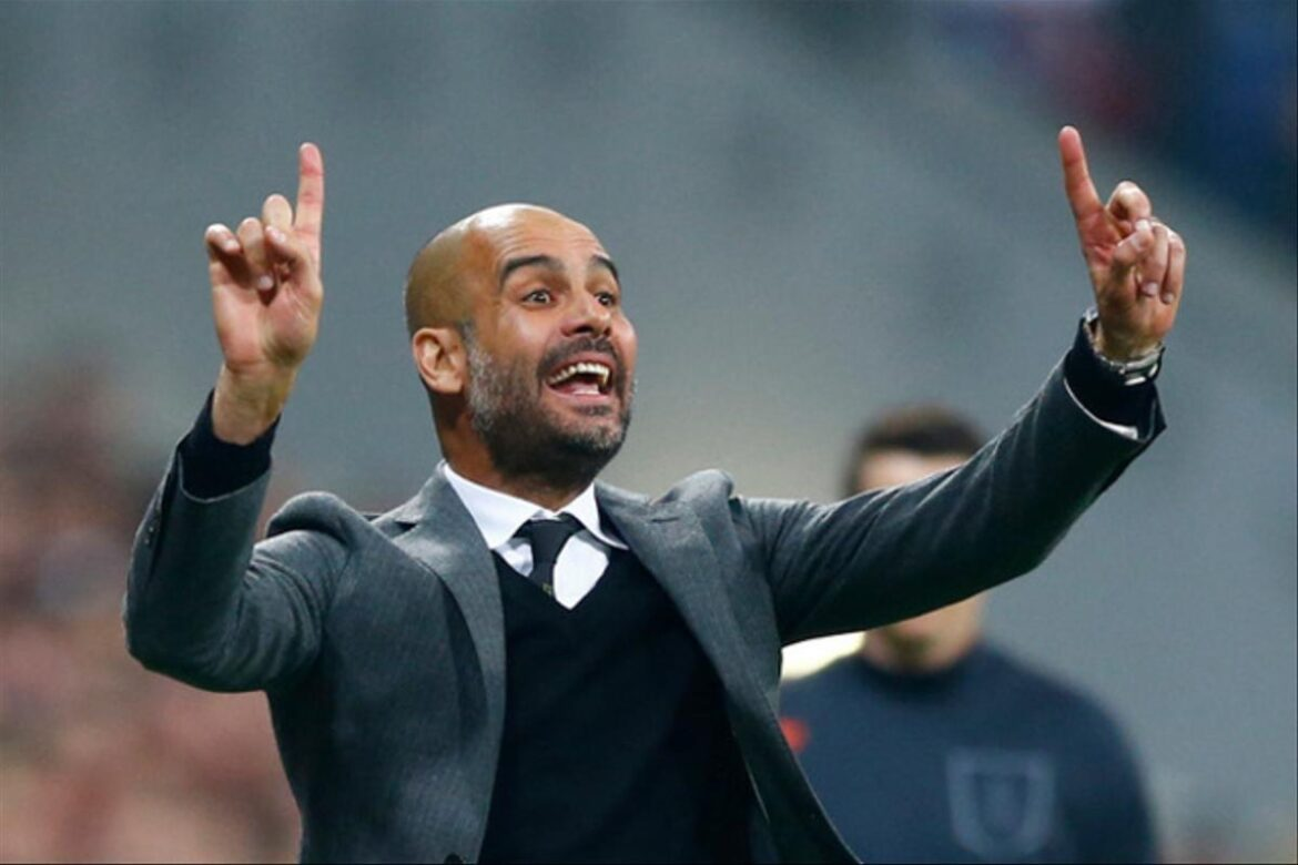 Guardiola takes Man City to within eight points of title.