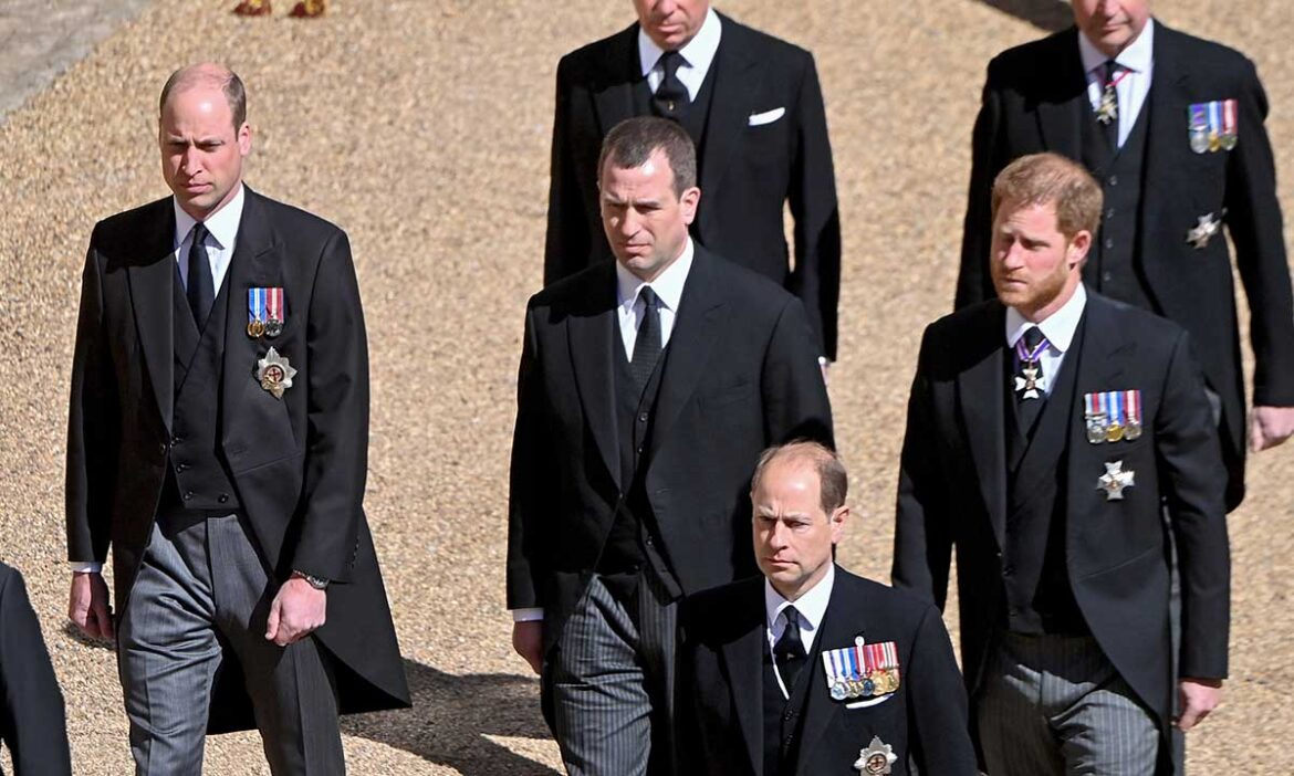 Prince Harry ignored the Queen's birthday.